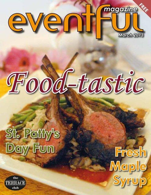 March 2013 - Eventful Magazine