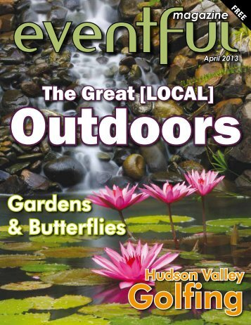 Read the full April Issue - Eventful Magazine