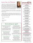 Read the full April Issue - Eventful Magazine - Page 4