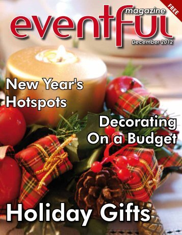 New Year's Hotspots Decorating On a Budget - Eventful Magazine