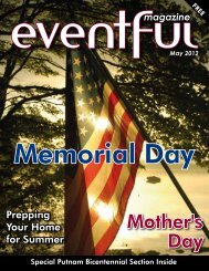 May 2012 - Eventful Magazine
