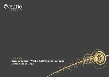 casestory SWA Schweizer Werbe ... - Eventio (CH)