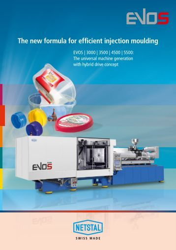 The new formula for efficient injection moulding
