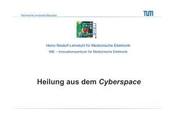 Heilung aus dem Cyberspace