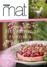 Högsommar i svenska trädgårdar - Coop