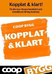 Kopplat & klart - Coop