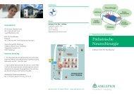 Pädiatrische Neurochirurgie - Asklepios