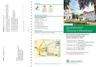 Info-Flyer - Asklepios