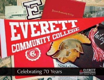 Annual Report - Everett Community College