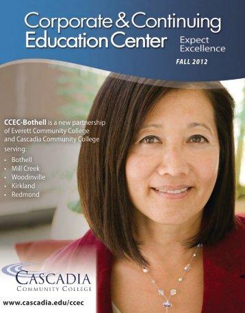 FALL 2012 - Everett Community College