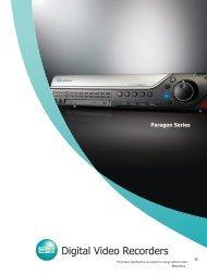 Digital Video Recorder - EverFocus