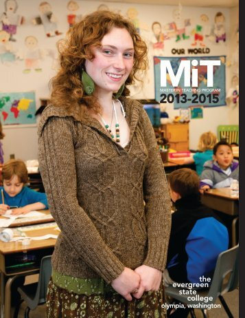 MiT Program Catalog (PDF) - The Evergreen State College