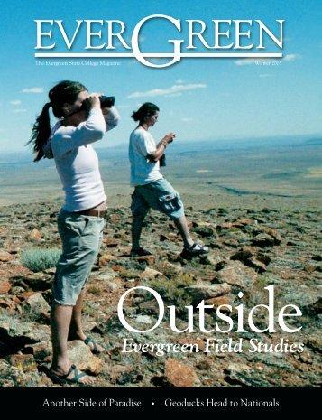 Winter 2005 (PDF) - The Evergreen State College