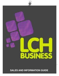 LCH Business iPhone Apps - Evernote
