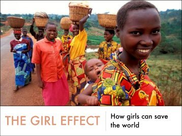 The Girl Effect - Evernote