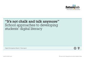 Digital Literacy - MMI