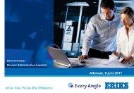 Presentatie ERIKS - Every Angle