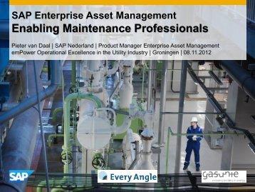 Pieter van Daal, SAP - Every Angle