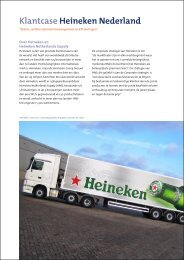 Download the customer case for Heineken - Every Angle