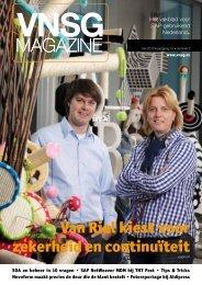 VNSG Magazine: editie mei 2010 - Every Angle