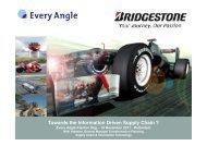 Bridgestone presentation - Every Angle