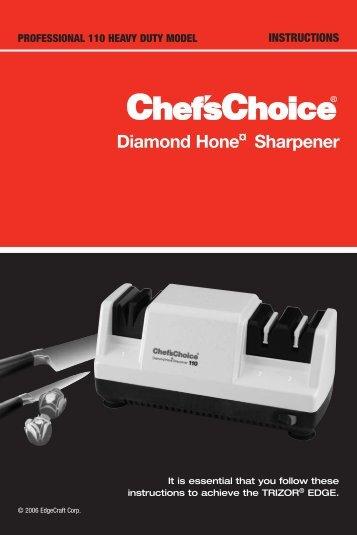 Diamond Hone Sharpener - Everything Kitchens