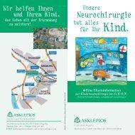 Eine Elterninformation - Asklepios Kinderklinik Sankt Augustin