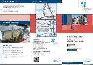 Flyer Betreutes Wohnen - Evangelische Heimstiftung Pfalz