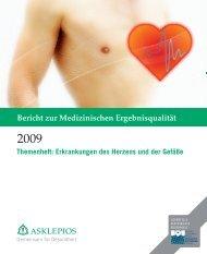 Bericht zur Medizinischen Ergebnisqualität - Asklepios