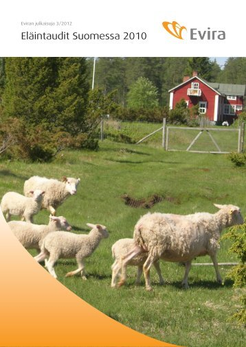 Eläintaudit Suomessa 2010 (pdf) - Evira
