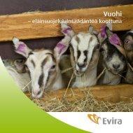 Vuohi – eläinsuojelulainsäädäntöä koottuna - Evira