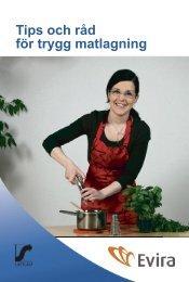 Tips och råd för trygg matlagning - Papunet
