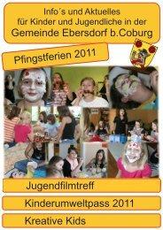 Pfingsten 2011 - Evangelische Kirchengemeinde St. Laurentius ...