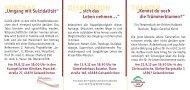vortrag diskussion theater - Evangelische Kliniken Gelsenkirchen ...