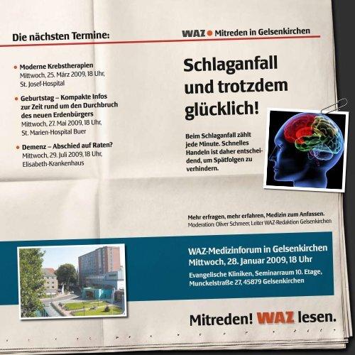 Flyer Zur Veranstaltung Ev Kliniken Gelsenkirchen