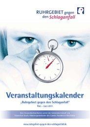 Veranstaltungskalender - Evangelische Kliniken Gelsenkirchen GmbH