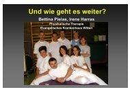 Und wie geht es weiter - Evangelisches Krankenhaus Witten