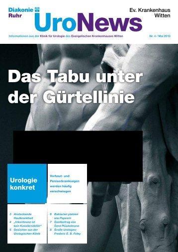 UroNews Nr. 4, Mai 2010 ( PDF , 480 KB ) - Evangelisches ...
