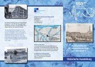 Flyer zur historischen Ausstellung 2013 - Evangelisches ...