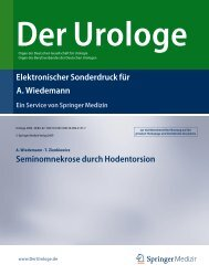 Seminomnekrose durch Hodentorsion - Evangelisches ...