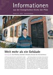 Informationen Nr. 134 - 4/2012 (PDF, 4.04 MB) - Evangelische ...