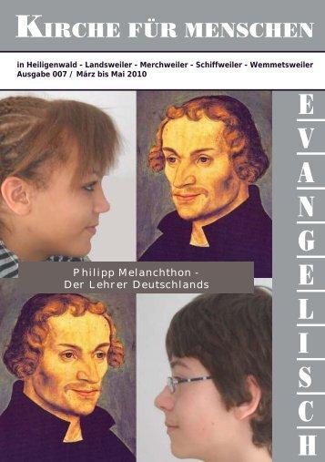 + PDF (2) Download - Evangelische Kirche Saar