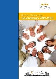 Bericht über das Geschäftsjahr 2009/2010 - EVM Berlin eG