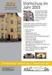 WHG 09/10 Seite 1 - EVM Berlin eG