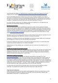 Evolution MegaLab: Informations pour les enseignants - Page 2