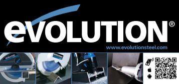 download brochure - Evolution Power Tools Ltd.