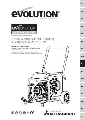 evomits - Evolution Power Tools Ltd.