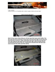 Removing OEM Porsche ECU