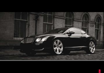 project kahn bentley gt-s