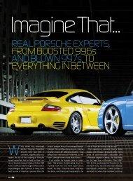 Imagine That - Evolution Motorsports